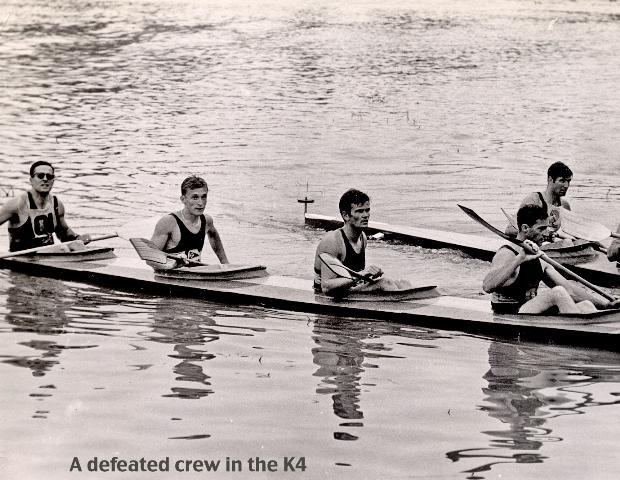 K4 at Expo Regatta