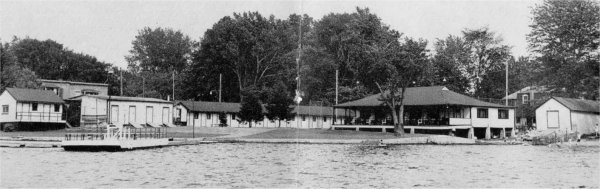 The Club House 1954